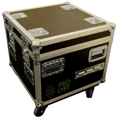 Chain Hoist Flightcases