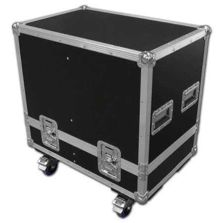 Twin Line Array Speaker Flight Case for HK Audio EA600