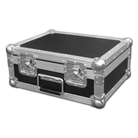 Camcorder Flight Case With Lens Space + Storage Compartment