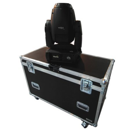Martin Mac 575 Krypton Twin Moving Head Flight Case
