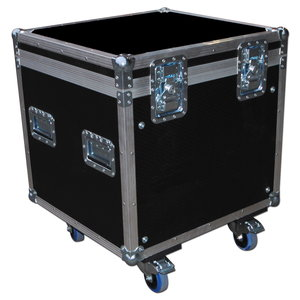LED Fresnel Luminarie Flightcases
