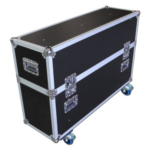 Digital Signage Totem Flightcases