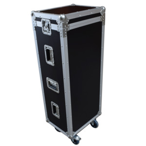 Off The Shelf Microphone Flight Cases