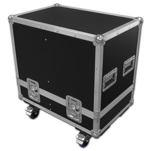 Custom Built Speaker Flight cases