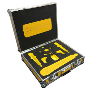 Wireless Microphone System Flight Cases