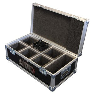 Custom LED Par Can Flight Cases